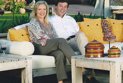 Cathy & Roberto Nieddu