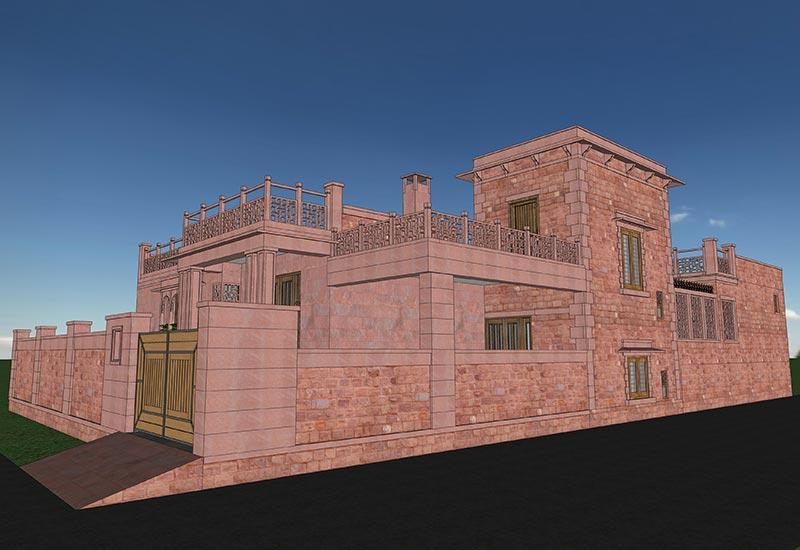 Home Design Jodhpur Part - 46: Jodhpur House